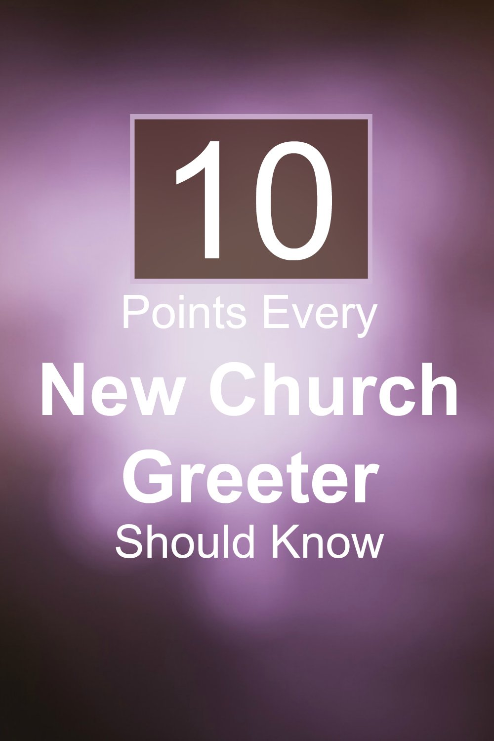 10_Points_Every_Church_Greeter_Should_Know