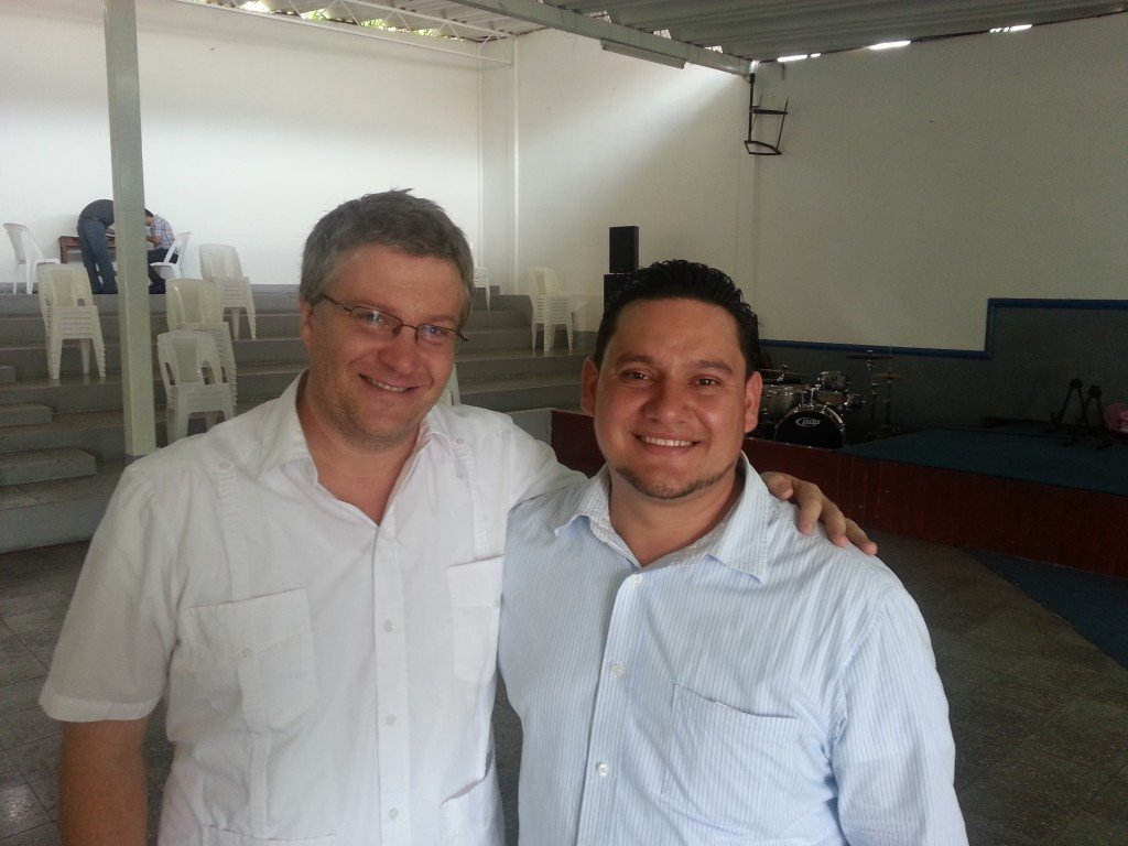 Pastor of a Nicaragua Church