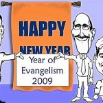 The Year of Evangelism – An Evangelism Strategy