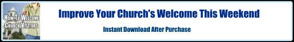 Church Hospitality ebook