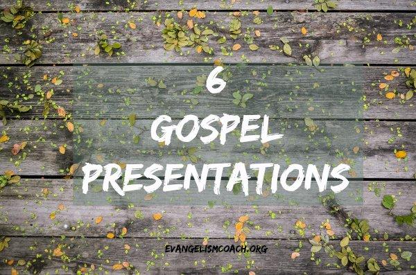 Different Gospel Outlines