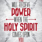 God's Heart for the Nations, Part IV — The Holy Spirit Empowers