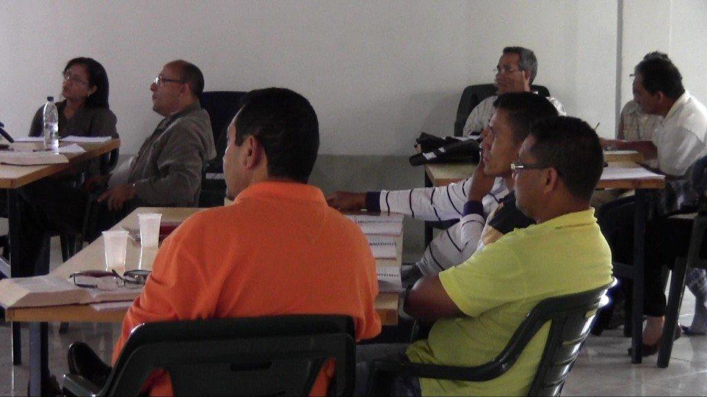 Wesleyan Seminary of Venezuela, Class 2011