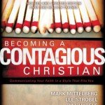 Book Review: Becoming a Contagious Christian