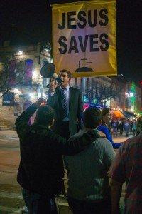 Street Preacher Evangelism
