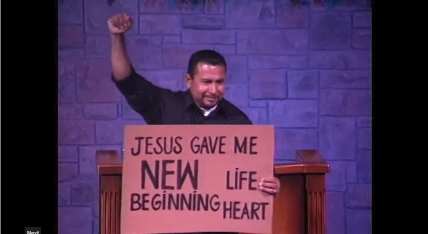 Jesus changes lives. If you need a fresh reminder, watch this tear jerker video of changed lives via Cardboard Testimonies