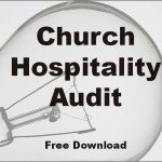 Analyze your Church Hospitality