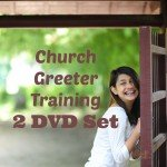 Church Greeter Training DVD Set