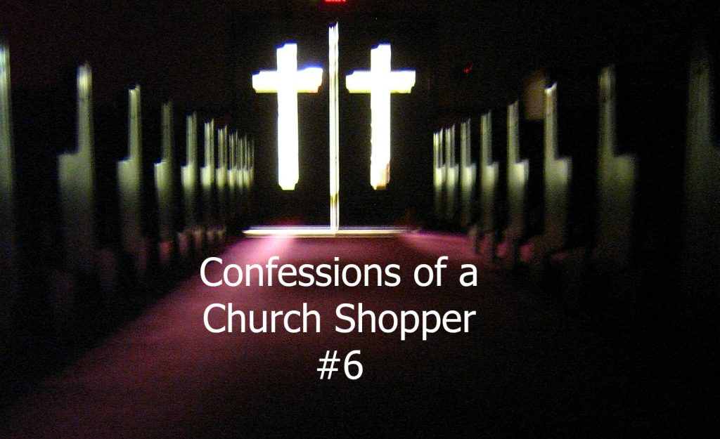 First Time Church Visitor Story