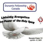 Conference: Guelph, Ontario Evangelism Dunamis April 2015