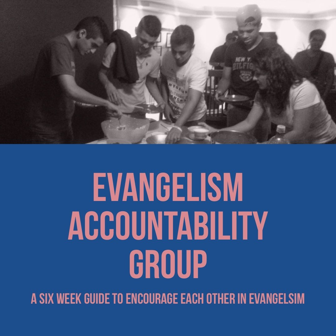 6 Week Evangelism Small Group Guide