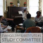 Evangelism Substitutes: Which one does your church commit?