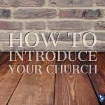 How to lead introduction of first timers in church