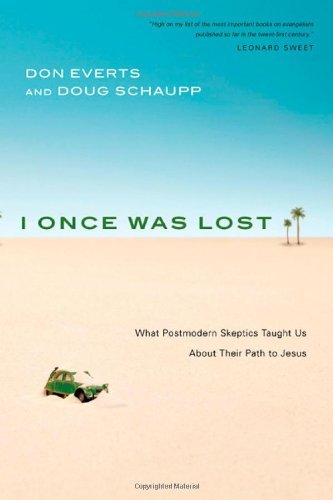 Book Review: I Once was Lost