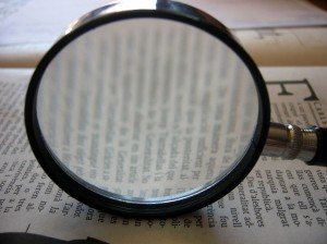Friday Finds Magnifying Glass