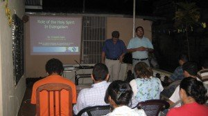 Role of the Holy Spirit in Evangelism