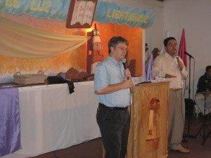 Preaching with Translator