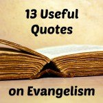 Evangelism Quotes and Quotations