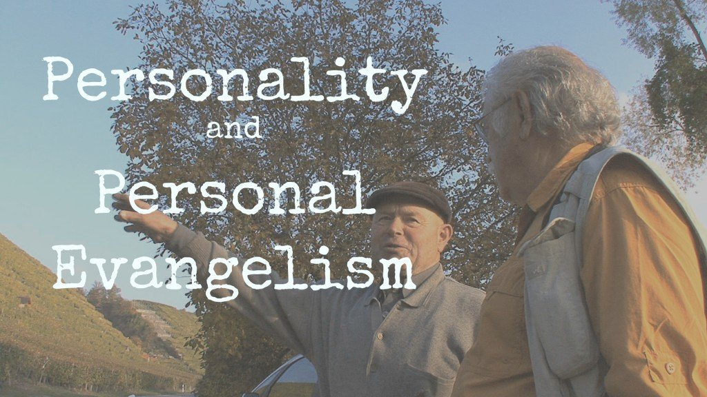 PersonalEvangelismPersonality