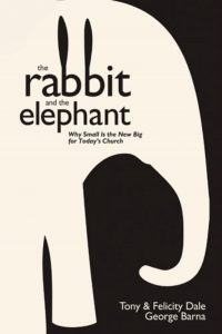 Rabbit and Elephant Cover Felicity Dale