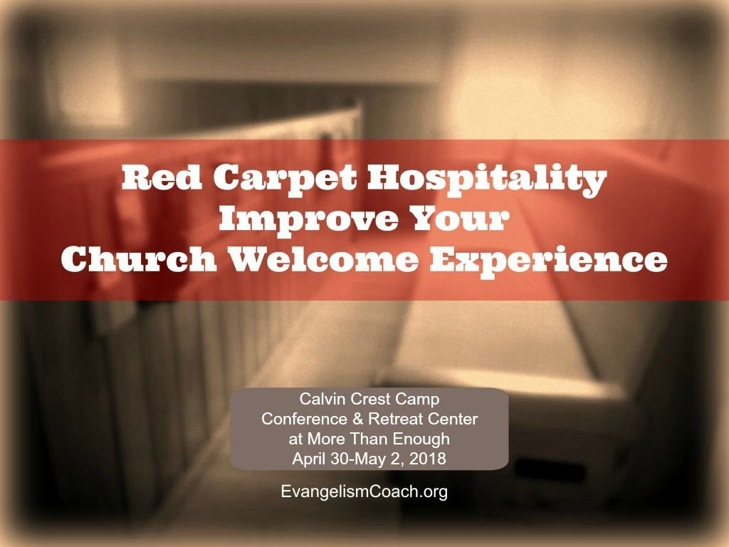 Red Carpet Hospitality at More Than Enough - Fremont NE 2018