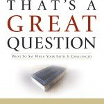 Book Review: That's a Great Question