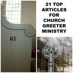 Top 21 Posts on Church Greeter Ministry
