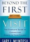 Assimilating Church Visitors: Beyond the First Visit