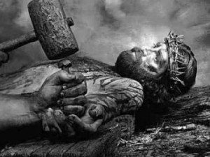 Jesus died for me.