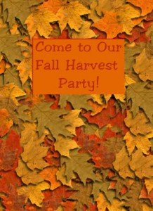 fallharvestparty