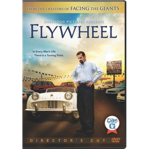 Flywheel is a Christian Film that shows the story of a journey to faith in Jesus by a man undergoing a spiritual awakening