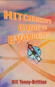 Hitchhikers Guide to Evangelism cover