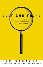 Lost and Found Ed Stetzer Cover