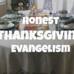 Evangelism at Thanksgiving